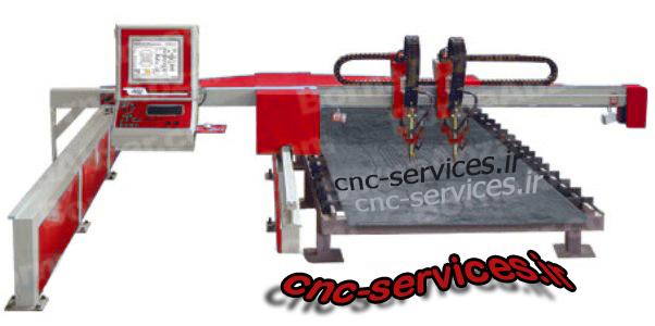 دستگاه برش CNC